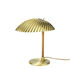 Lampada da tavolo 5321 - / Riedizione 1938 - Ottone di Gubi