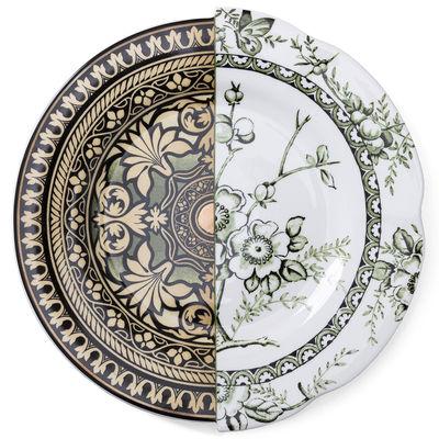 Tableware - Plates - Hybrid Lothal Plate - / Ø 27.5 cm by Seletti - Lothal - China