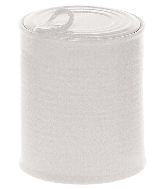 Küche - Zuckerdosen und Milchkännchen - Estetico quotidiano Schachtel - Seletti - Weiß - Zuckerdose - Porzellan