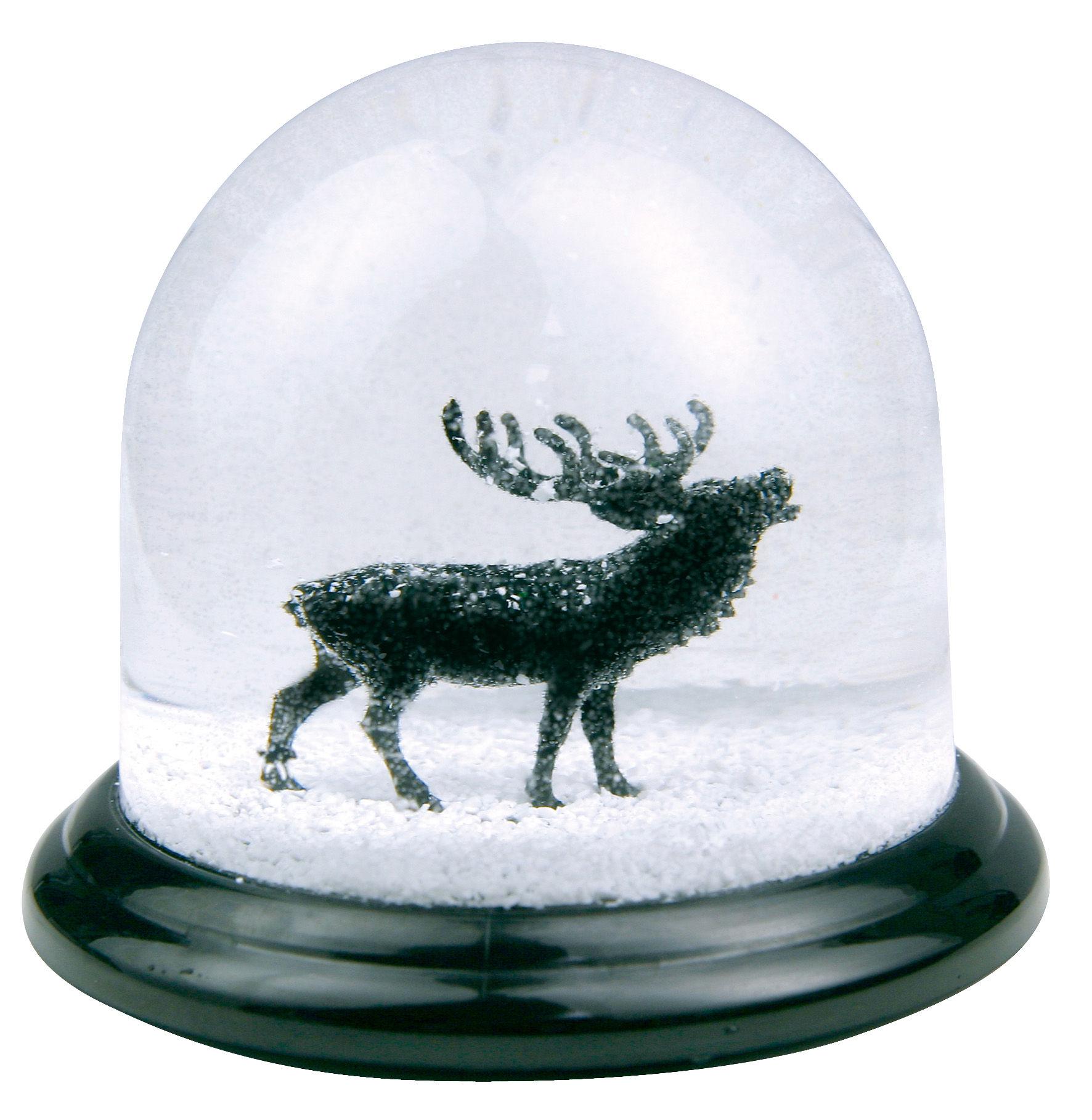 Dekoration - Für Kinder - Black Forest Schneekugel - Koziol -  - Plastikmaterial