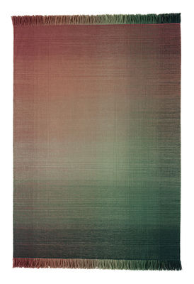 Tapis shade palette 3 170 x 240 cm vert rose - Made in design tapis ...