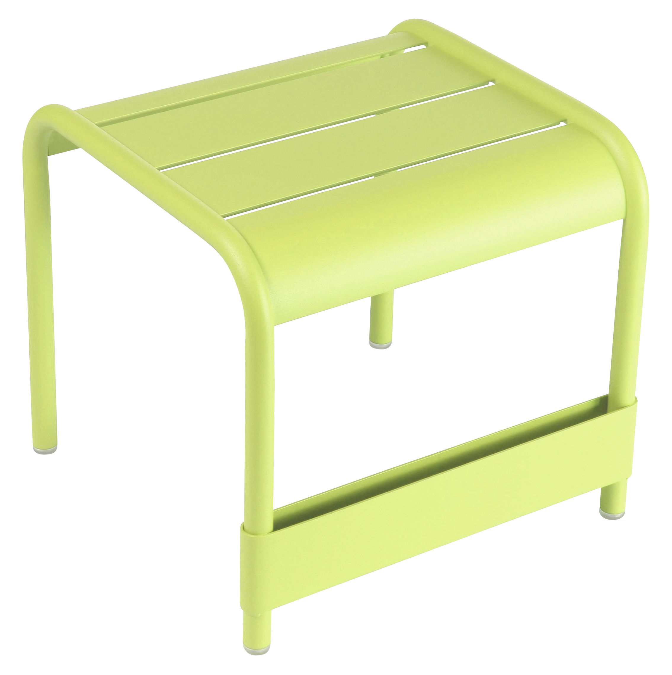 Life Style - Tavolino d'appoggio Luxembourg - L 42 cm di Fermob - Verbena - Alluminio laccato