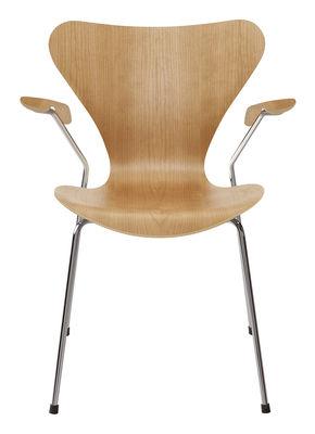 Chaise Série 7 Bois naturel - Fritz Hansen cerisier en bois