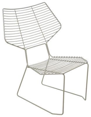 Alieno Lounge Sessel - Casamania - Weiß