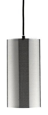 Pedrera H2O Pendelleuchte Ø 13 x H 26 cm - Gubi - Metall glänzend