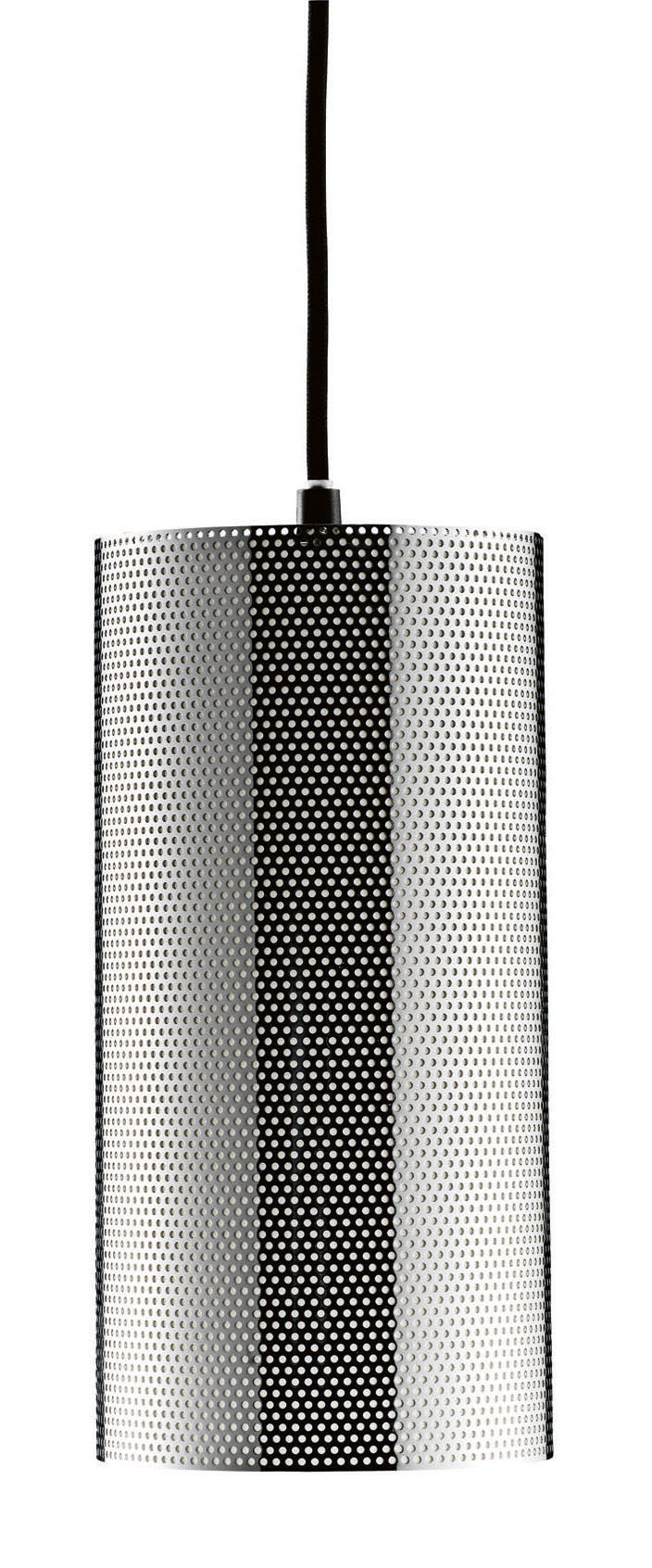 Leuchten - Pendelleuchten - Pedrera H2O Pendelleuchte Ø 13 x H 26 cm - Gubi - Metall - Metall, Polyäthylen