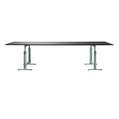 Mobilier - Tables - Plateau / Pour tréteaux Brut - Magis - Noir - Tôle d'acier vernie