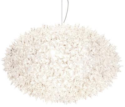 Suspension Bloom Bouquet / Large Ø 53 cm - Kartell blanc en matière plastique