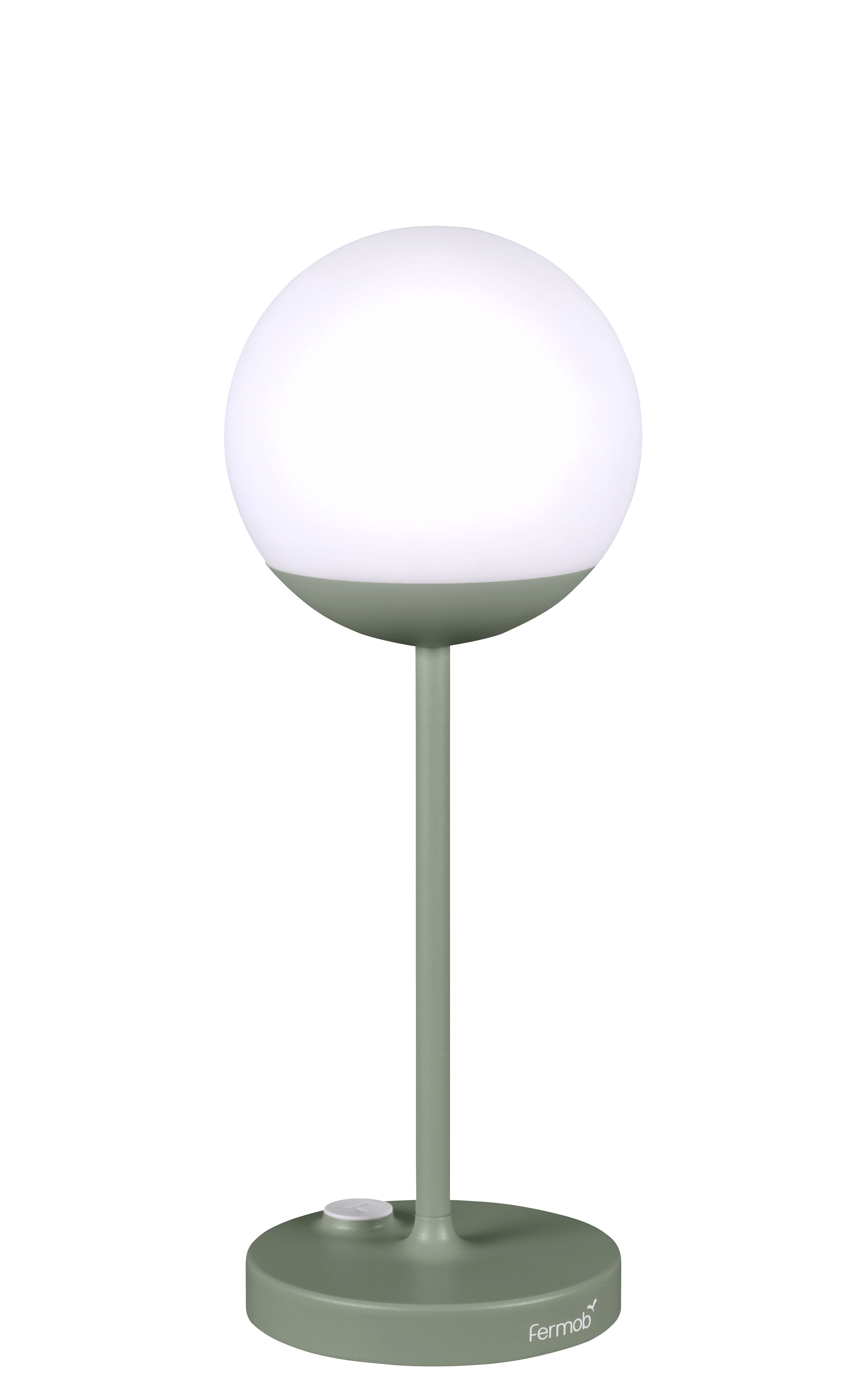Luminaire - Lampes de table - Lampe sans fil Mooon! LED / H 41 cm - Recharge USB - Fermob - Cactus - Aluminium, Polyéthylène
