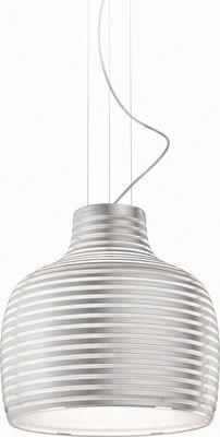 Lighting - Pendant Lighting - Behive Pendant by Foscarini - White - ABS, Polycarbonate