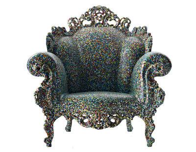 Möbel - Möbel für Teens - Magis Proust Sessel mehrfarbig - Magis - Mehrfarbig - rotationsgeformtes Polyäthylen