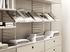 String System Shelf - / Rack - Magazine & shoe rack - L 78 cm by String Furniture