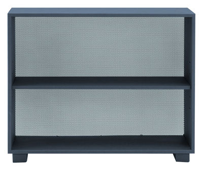 Furniture - Bookcases & Bookshelves - Diamant Storage - Without doors by Tolix - Dark blue - Lacquered steel