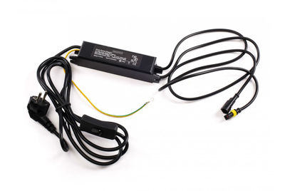 Lighting - Wall Lights - Neon Art Adapter - / For creating 1 to 3 Neon Art wall lights by Seletti - For creating 1 to 3 wall lights - Plastic