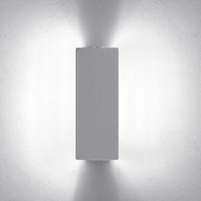 Applique à volet pivotant double LED /Charlotte Perriand, 1962 - Nemo aluminium en métal