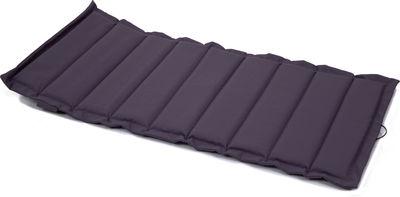 Coussin d´extérieur / Pour fauteuils bas Luxembourg & Monceau - Fermob prune en tissu