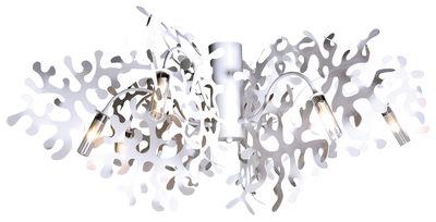 Leuchten - Deckenleuchten - Coral Deckenleuchte - Lumen Center Italia - Weiß - lackiertes Metall