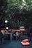 Poltrona bassa Cadiz - / Tela di Fermob