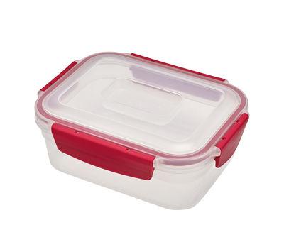 Kitchenware - Kitchen Storage Jars - Nest Lock Preservation boxes - / 1.1 L by Joseph Joseph - 1.1 L / Red - BPA-free plastic