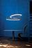 Sospensione Kepler Uplight LED - / Ø 110 cm di Nemo