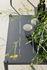 Table basse Luce / 100 x 60 cm - Aluminium - Unopiu