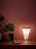 Soffio LED Table lamp - / Glass - H 50 cm by Foscarini