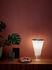 Soffio LED Tischleuchte / Glas - H 50 cm - Foscarini
