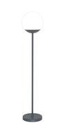 Lampadaire sans fil Mooon! LED / H 134 cm - Bluetooth - Fermob gris orage en métal