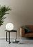 Lampe de table Armilla / Ø 36 cm - Verre - Fabbian
