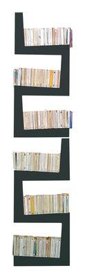 Arredamento - Scaffali e librerie - Scaffale TwoSnakes - Lotto da 2 - Esclusiva di La Corbeille - Grigio - MDF laccato