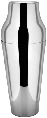 Tableware - Wine Accessories - Memories from the future Shaker by Alessi - Polished steel - Polished steel