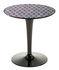 Table d'appoint Tip Top La Double J / Plateau PMMA - Kartell
