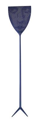 Accessoires - Pratique et malin - Tapette à mouches Dr. Skud - A di Alessi - Bleu - Résine thermoplastique