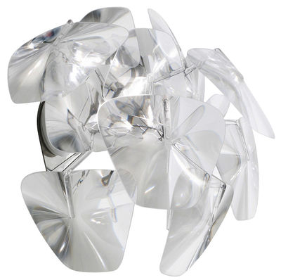 Luminaire - Appliques - Applique Hope - Luceplan - Transparent - Polycarbonate