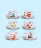 Toiletpaper - Lipsticks Coffee cup by Seletti