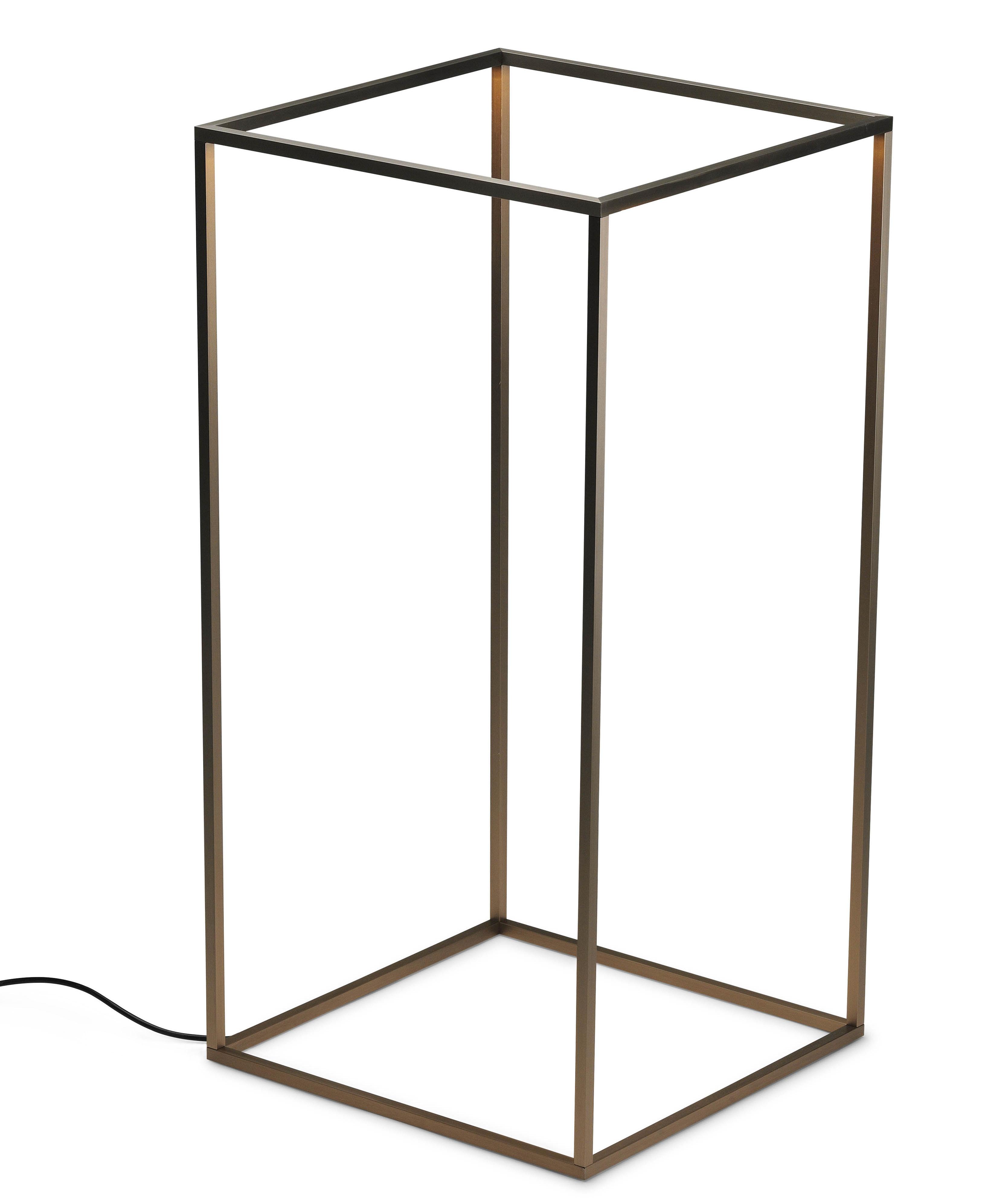 Lighting - Floor lamps - Ipnos Lamp by Flos - Brass - Extruded aluminium