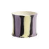 Stripe Scented Scented candle - / Fig leaf by Hay