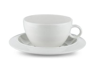 good quality buy sale new high Tasse à thé Bravero 20 cl / Set 2 tasses + soucoupes - Alessi