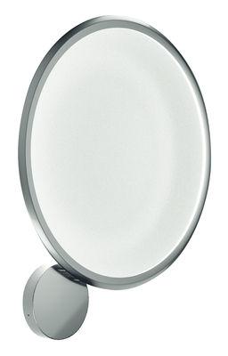 Discovery LED Wandleuchte / Ø 70 cm - Artemide - Aluminium,Transparent
