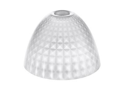 Abat-jour Stella Small / Ø 25,5 cm - Koziol transparent en matière plastique