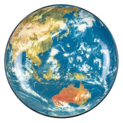 Arts de la table - Assiettes - Assiette creuse Cosmic Diner / Earth Asia - Ø 32 cm - Diesel living with Seletti - Asie - Porcelaine