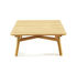 Knit Coffee table - / 135 x 75 cm by Ethimo