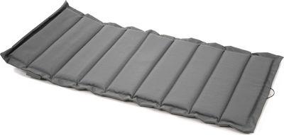 Coussin d´extérieur / Pour fauteuils bas Luxembourg & Monceau - Fermob gris en tissu
