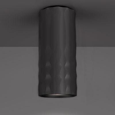 Fiamma Deckenleuchte / LED - H 31 cm - Artemide - Schwarz