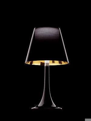 Lampada Da Tavolo Miss K Di Flos Nero Made In Design