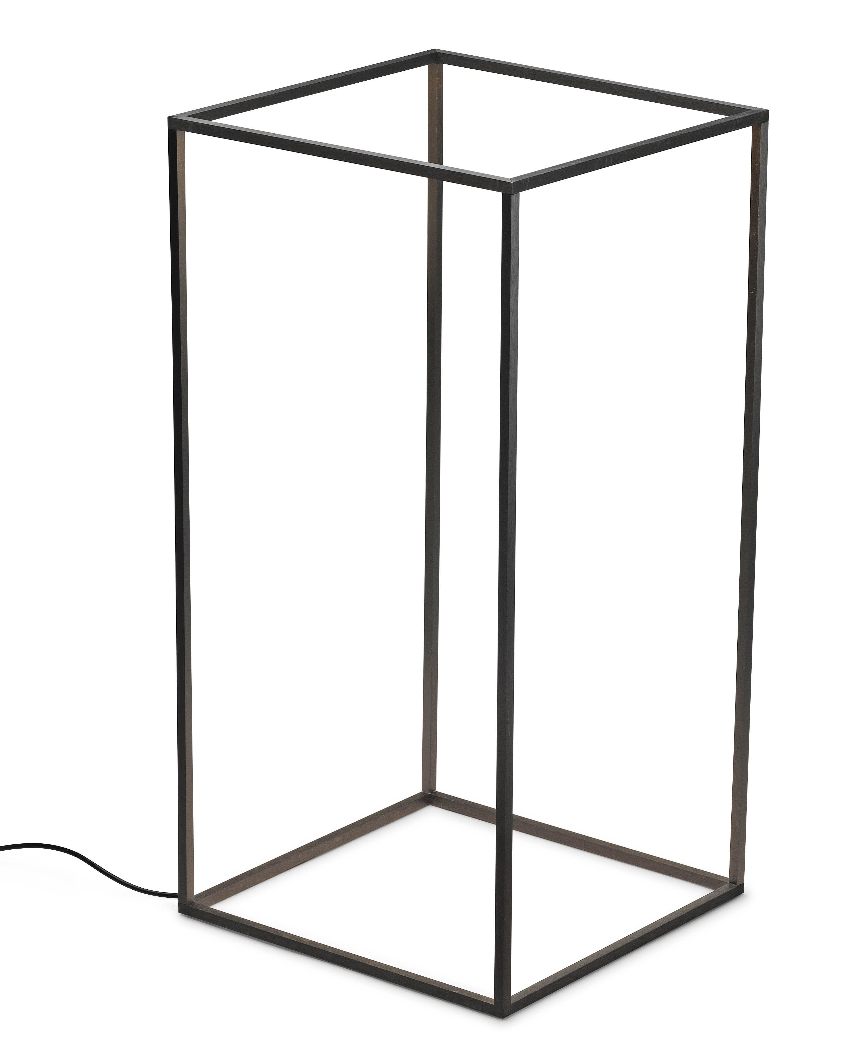 Illuminazione - Lampade da terra - Lampada Ipnos - LED / H 70 cm - Versione Outdoor di Flos - Nero - alluminio estruso