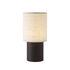Lampada senza fili Manhattan SC52 - / Metallo e tessuto di &tradition