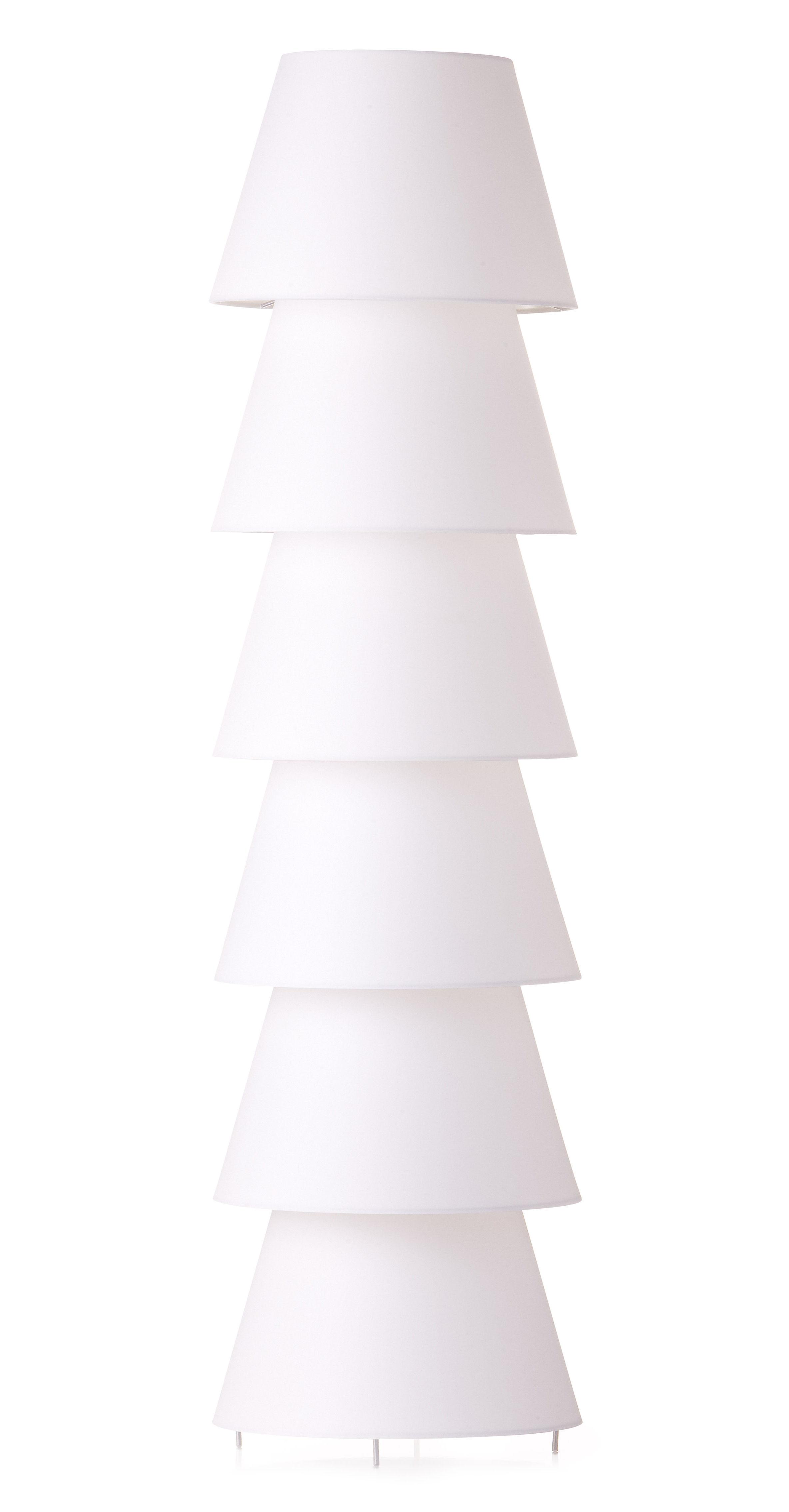 Luminaire - Lampadaires - Lampadaire Set Up Shade - Moooi - H 116 cm - Coton