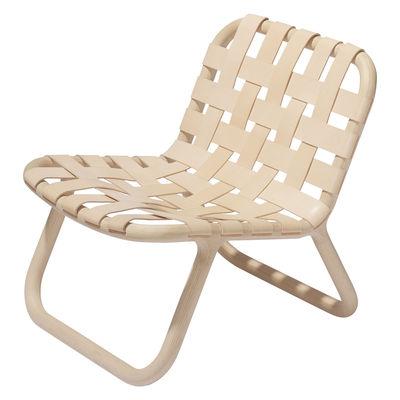 lounge sessel holz leder, camping leder | normann copenhagen | lounge sessel, Design ideen