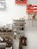 String® Pocket Shelf - / MDF - L 60 x H 50 cm by String Furniture